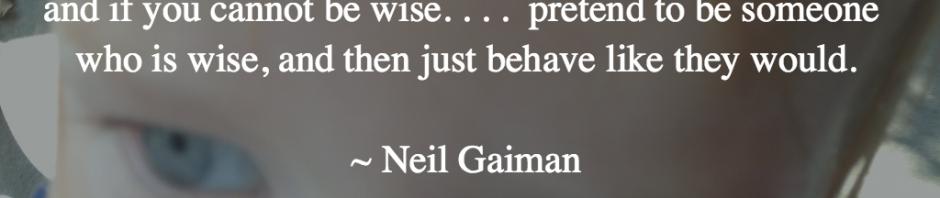 BeWise-NeilGaiman